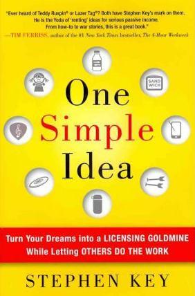 One simple idea Stephen Key